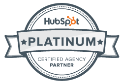 Platinum - Hubspot Certified Agency Partner