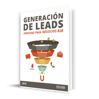 Web ebook Generacion de leads inbound para negocios B2B